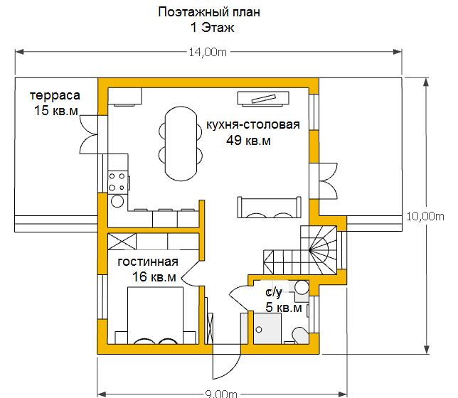 """Проект """"Загородный"""""""